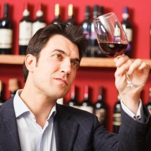Cata de vino profesional