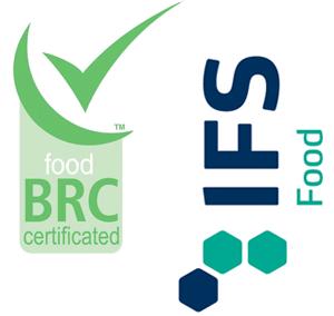 Curso de especialización en normas IFS Y BRC